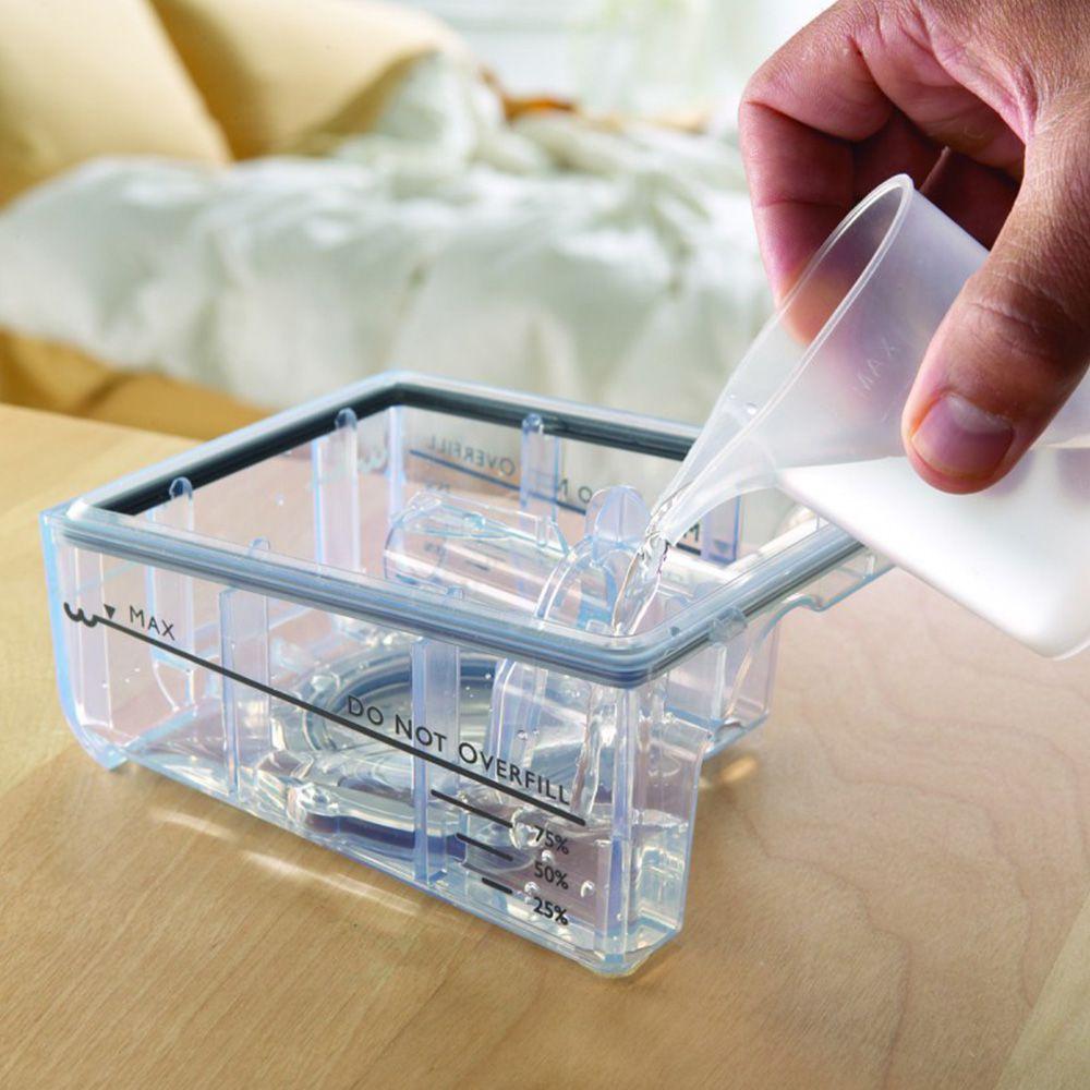 Reservatório (Câmara) de Água do Umidificador System One Serie 50/60 - Philips Respironics
