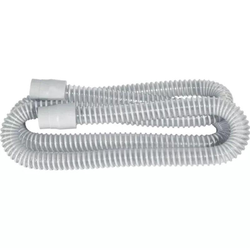 Tubo (Traqueia) para CPAP e BiPAP Nacional em PVC Cristal VentCare