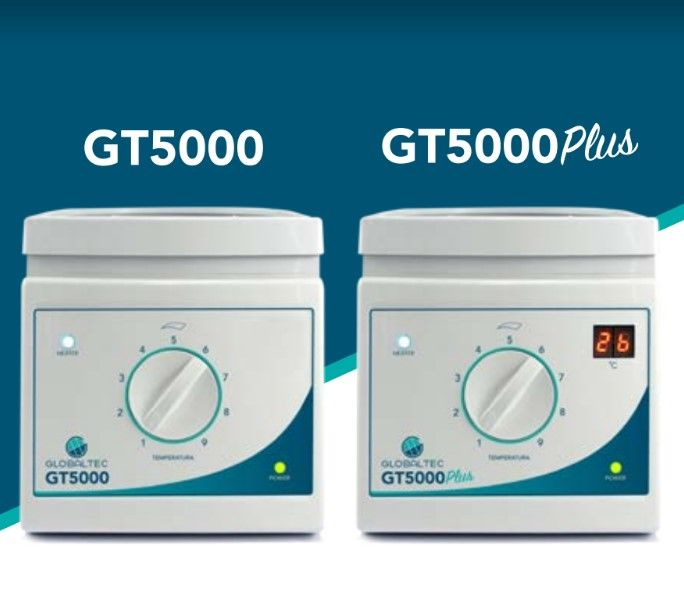 Umidificador Aquecido GT5000 - GlobalTecHC