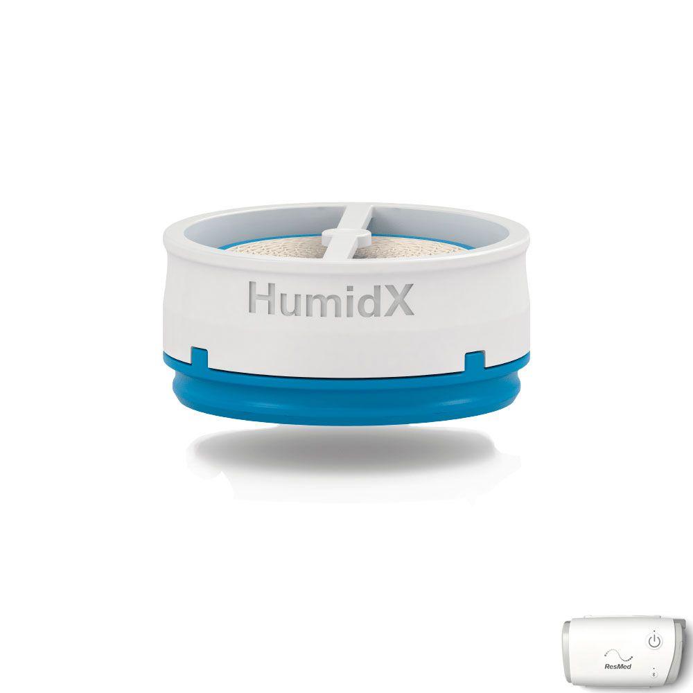 Umidificador Humidx para CPAP AirMini - Resmed