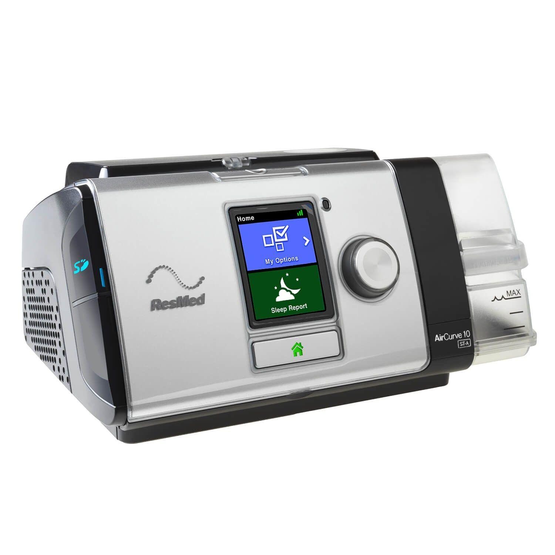 VPAP AirCurve 10 ST-A com Umidificador - Resmed (BiPAP)