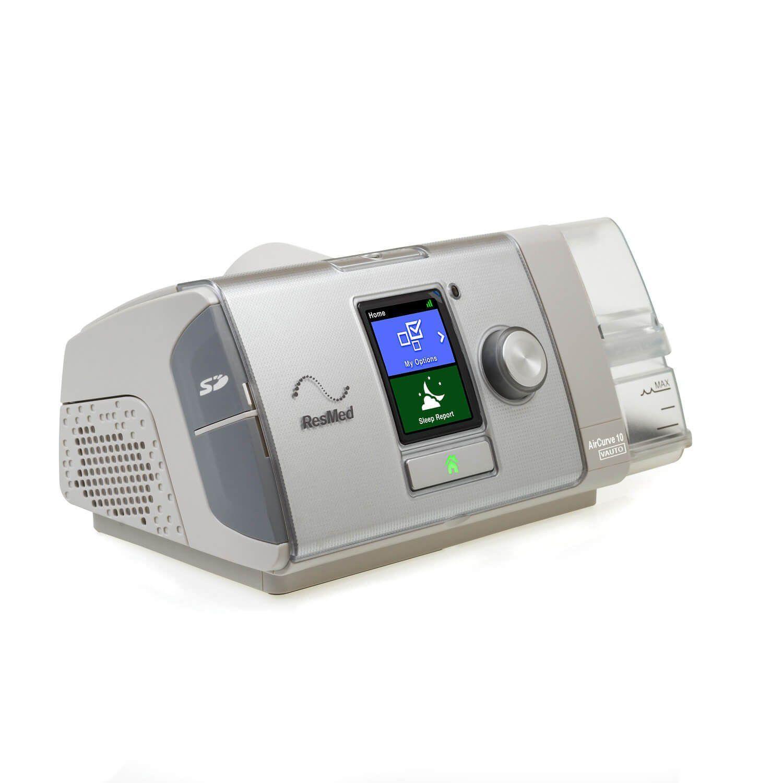 VPAP Aircurve 10 VAuto Com Umidificador - Resmed (BiPAP)