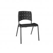 Cadeira base fixa secretária Ergoplax Mais 4 pés