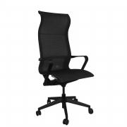 Cadeira Cavaletti Aura presidente AC com mecanismo auto-regulável
