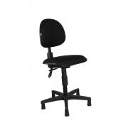 Cadeira giratória Checkout Executiva Mix com Back System