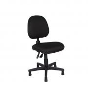 Cadeira giratória Checkout Gerente B Side Rhodes com Back System ll Capa Vacum