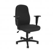 Cadeira giratória diretor Verona com Relax e braço regulável
