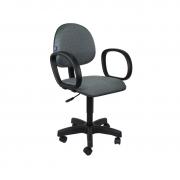 Cadeira giratória executiva Mix com braço corsa