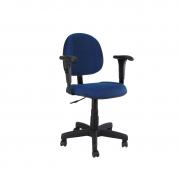 Cadeira giratória executiva Relevo com braço regulável