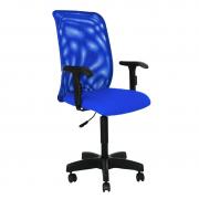 Cadeira giratória executiva Tela com braço