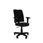 Cadeira giratória executiva Tela STF com braço
