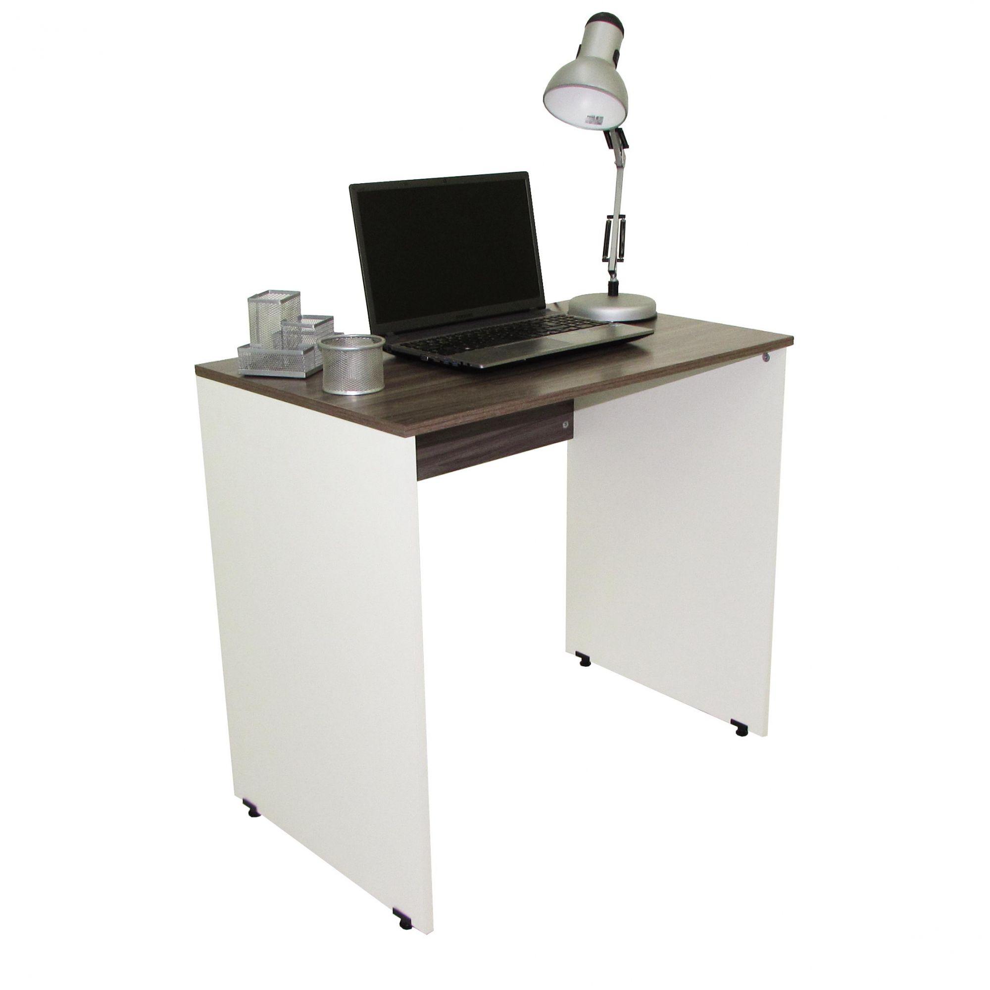 Mesa linha Home Office 0,80 x 0,50 pé painel