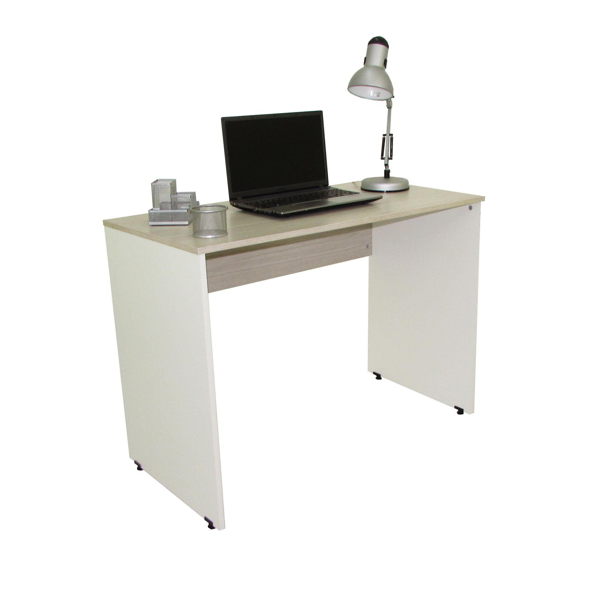 Mesa linha Home Office 1,00 x 0,50 pé painel