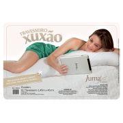 Travesseiro de Corpo 1,45m 0,45m Xuxão 1 Peça - Branco