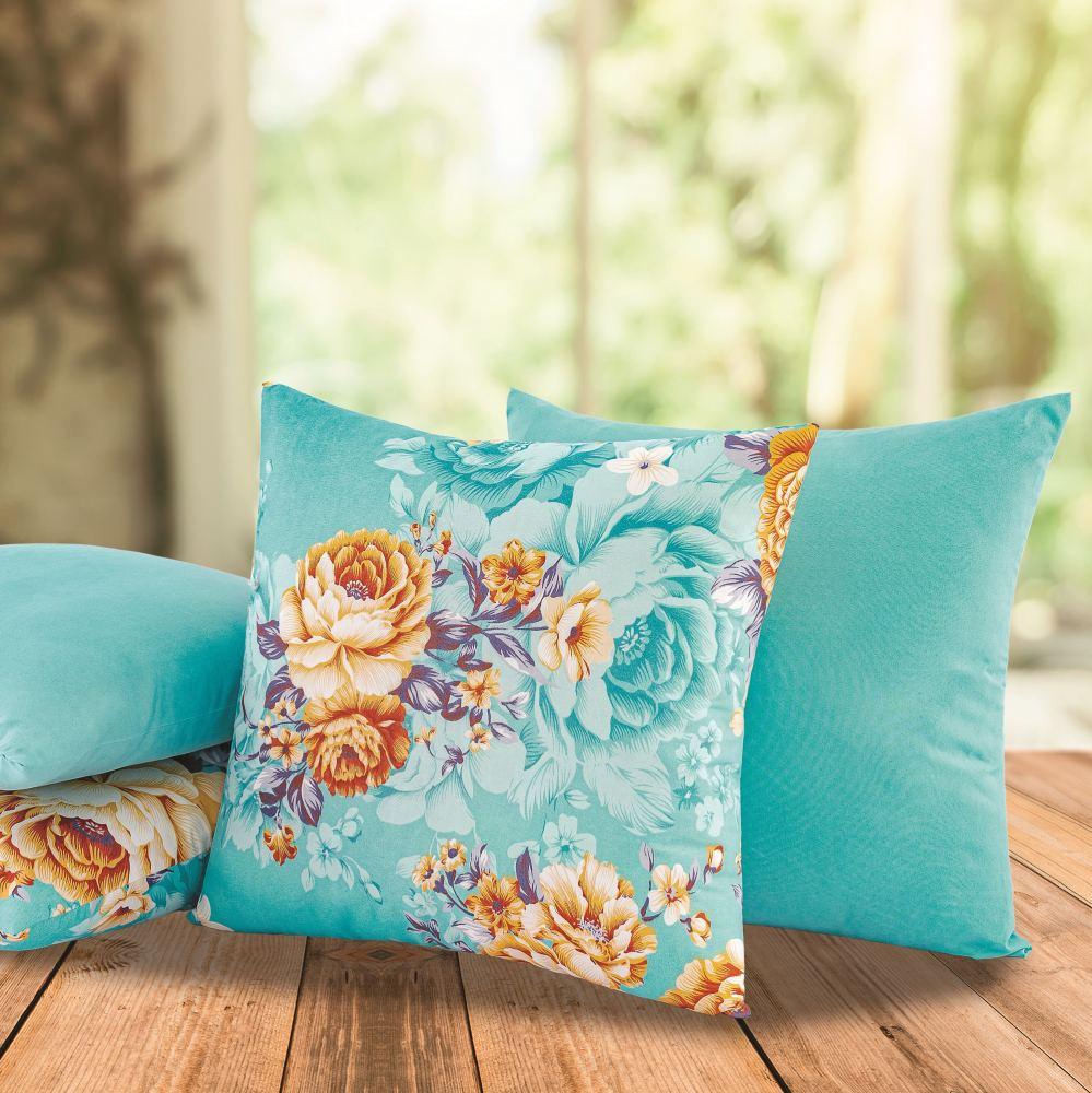 Kit Almofadas Cheias Naturale 4 peças - Jasmine