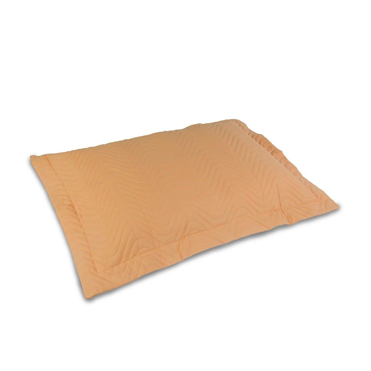 Porta Travesseiro Avulso Matelassado 180 Fios - Goiaba