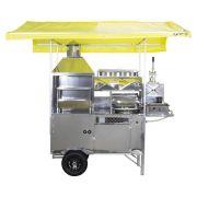 Carrinho 5 em 1 R2 Pastel, Lanche, Churrasco, Hot Dog e Batata 1715