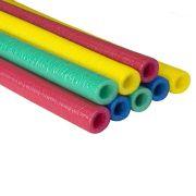 Isotubo Blindado para Proteção de Haste de Cama Elástica ChicoPlay 14 Unidades