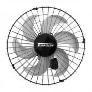 Ventilador de Parede 50 cm Preto Vitalex Oscilante GA-40