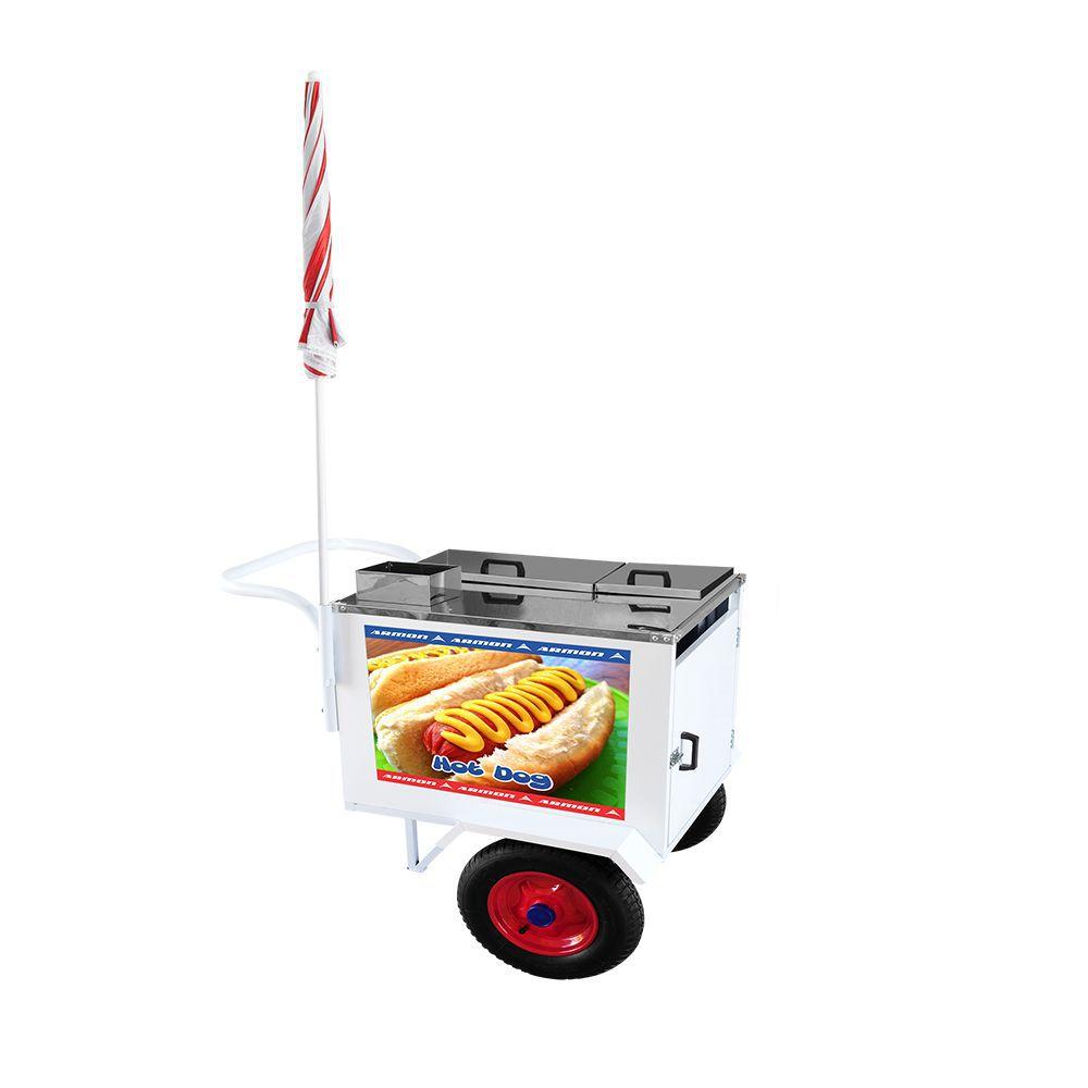 Carrinho de Hot Dog Armon Básico sem Estante Dsm 006 my
