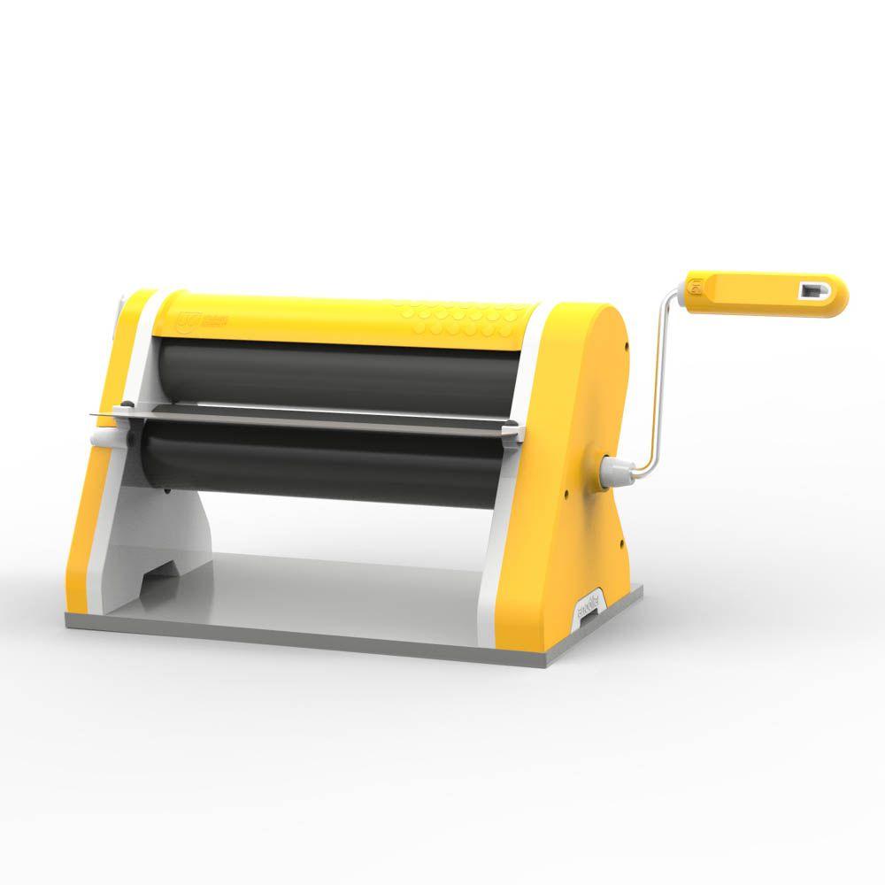 Cilindro Laminador Estilo de 28 Antiaderente Amarelo