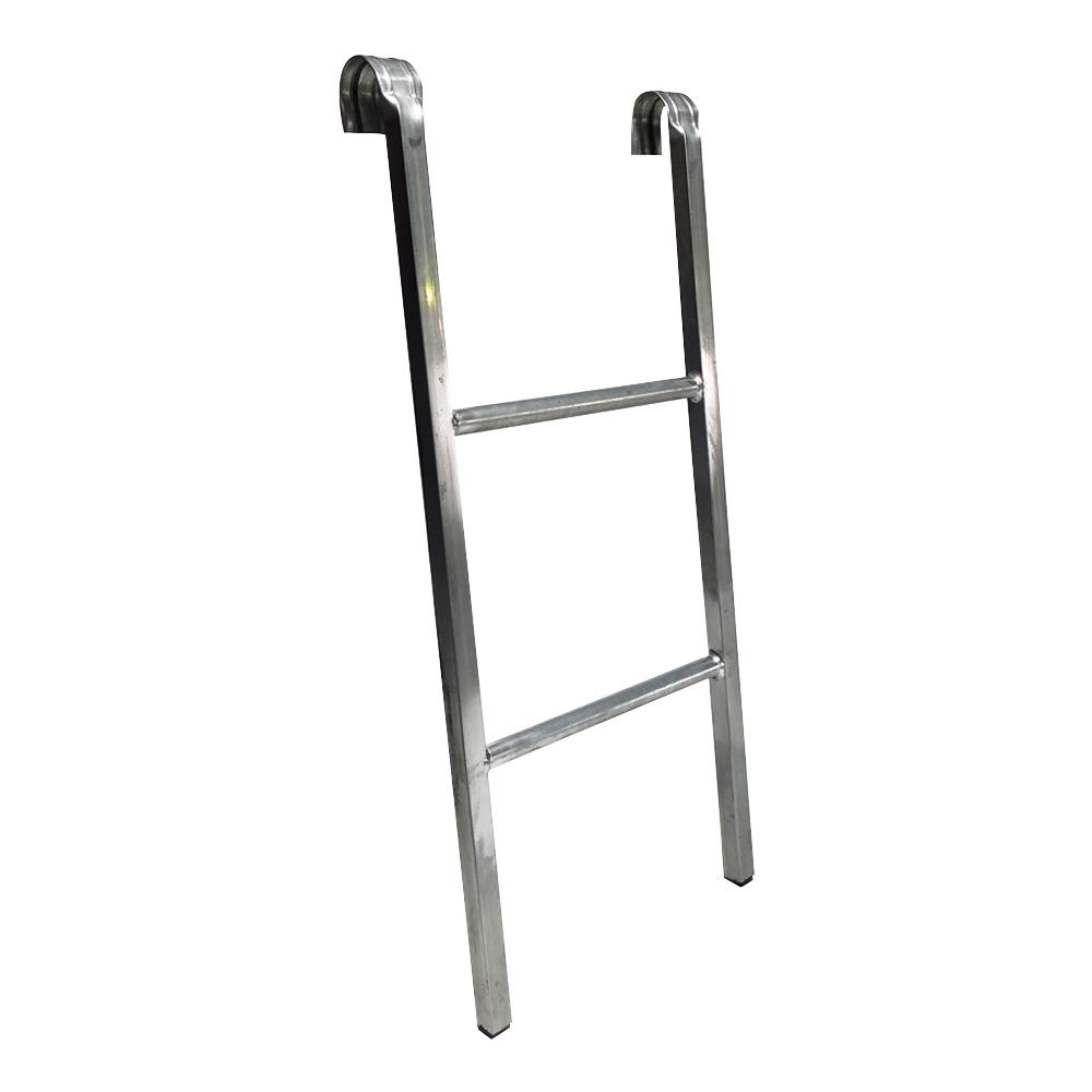 Escada de Ferro para Cama Elástica ChicoPlay 2 Degraus 80 cm