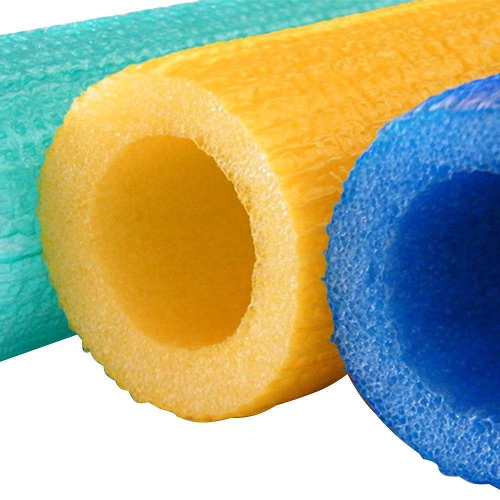 Isotubo Blindado para Proteção de Haste de Cama Elástica ChicoPlay 18 Unidades