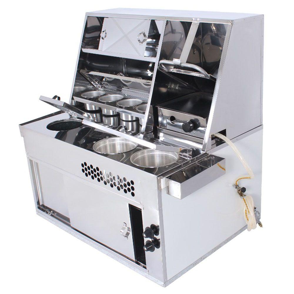 Kit Hot Dog e Lanche R2 para Towner e Fiorino R0088