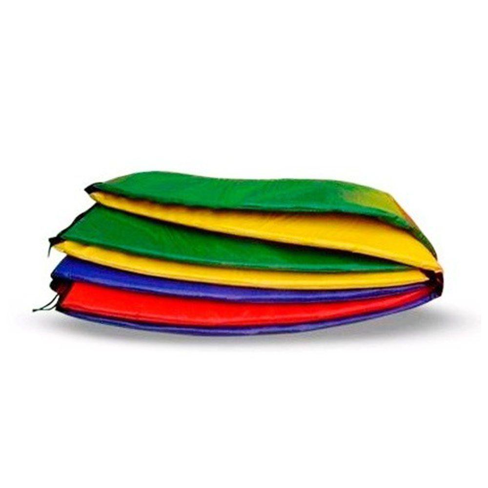 Proteção de Molas Colorida ChicoPlay para Cama Elástica de 2,44 m