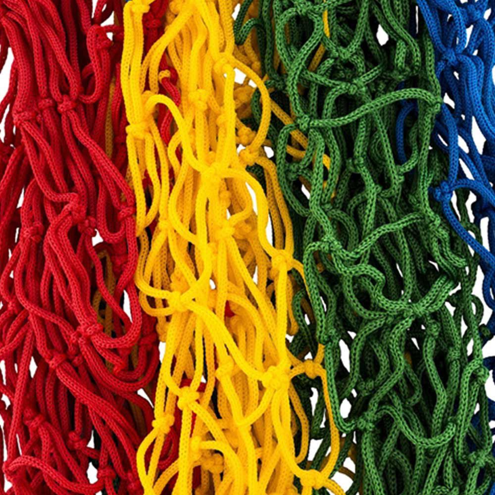 Rede de Proteção Lateral Colorida ChicoPlay para Cama Elástica de 3,70 m