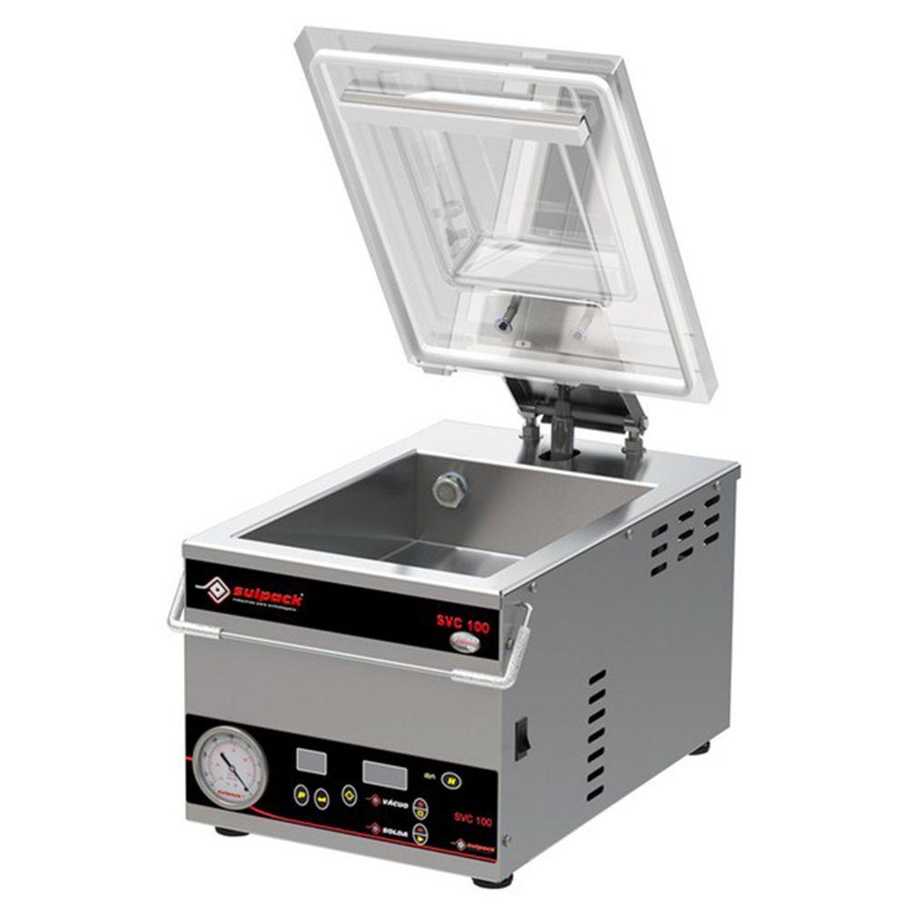 Seladora a Vácuo Sulpack SVC 100 com Painel Digital 220V