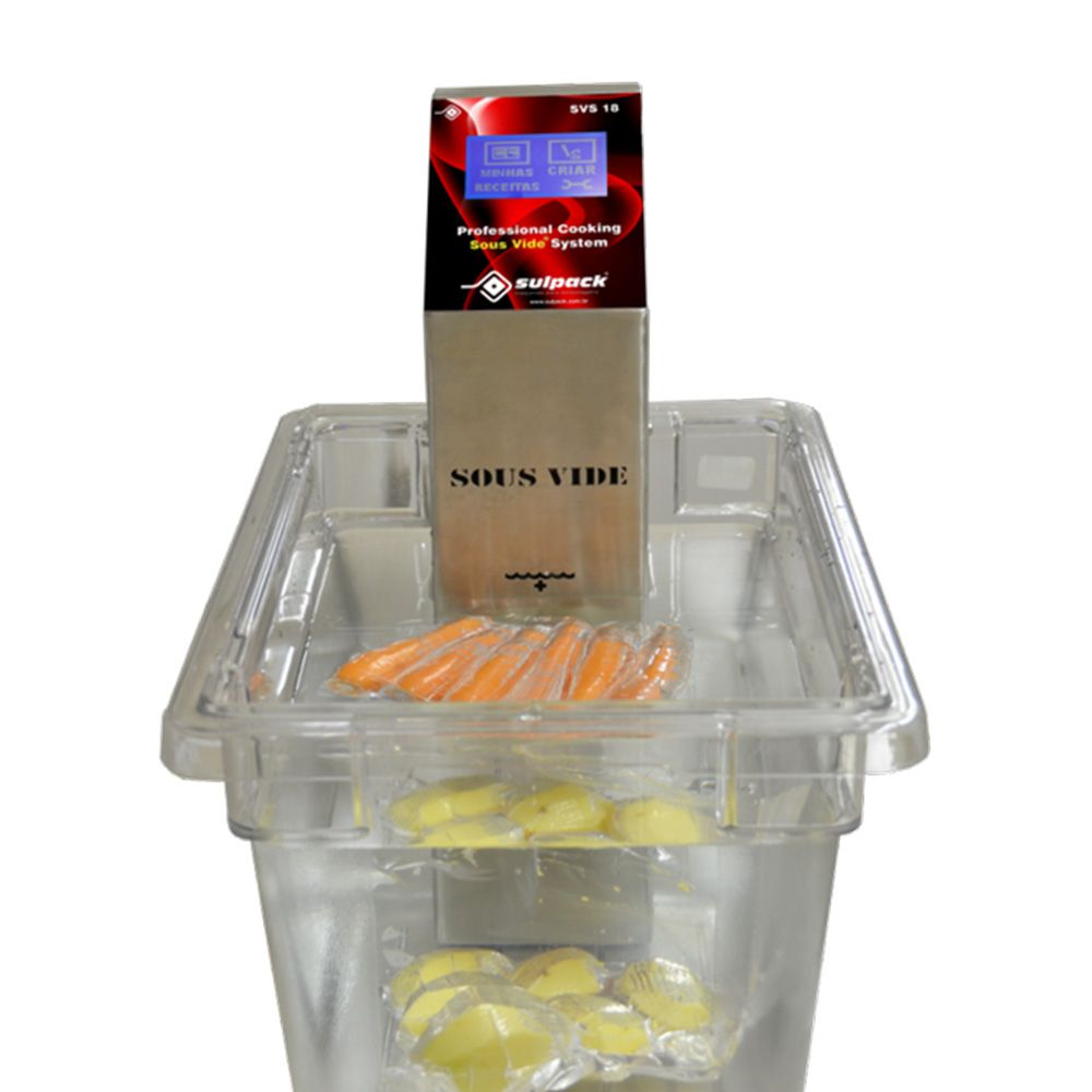 Termocirculador Sous Vide Profissional Sulpack SVS 18