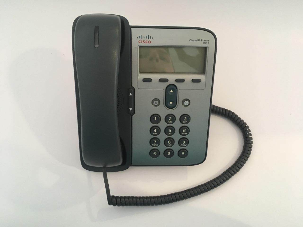 Cisco 7911 Sip