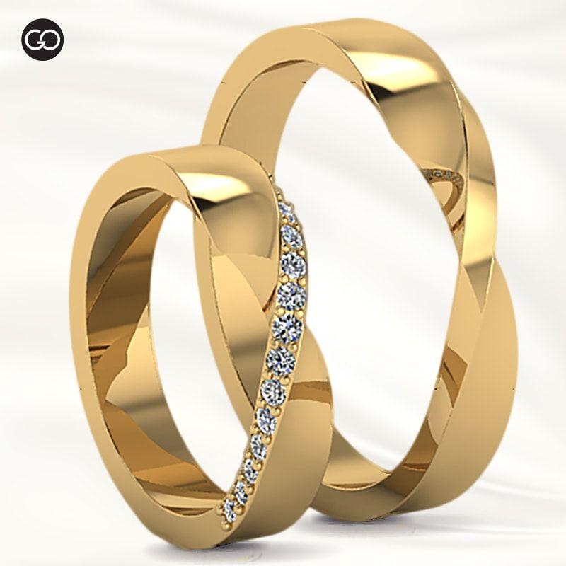 Aliança de casamento - ERAS