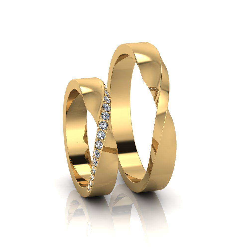 Aliança de Casamento Horas