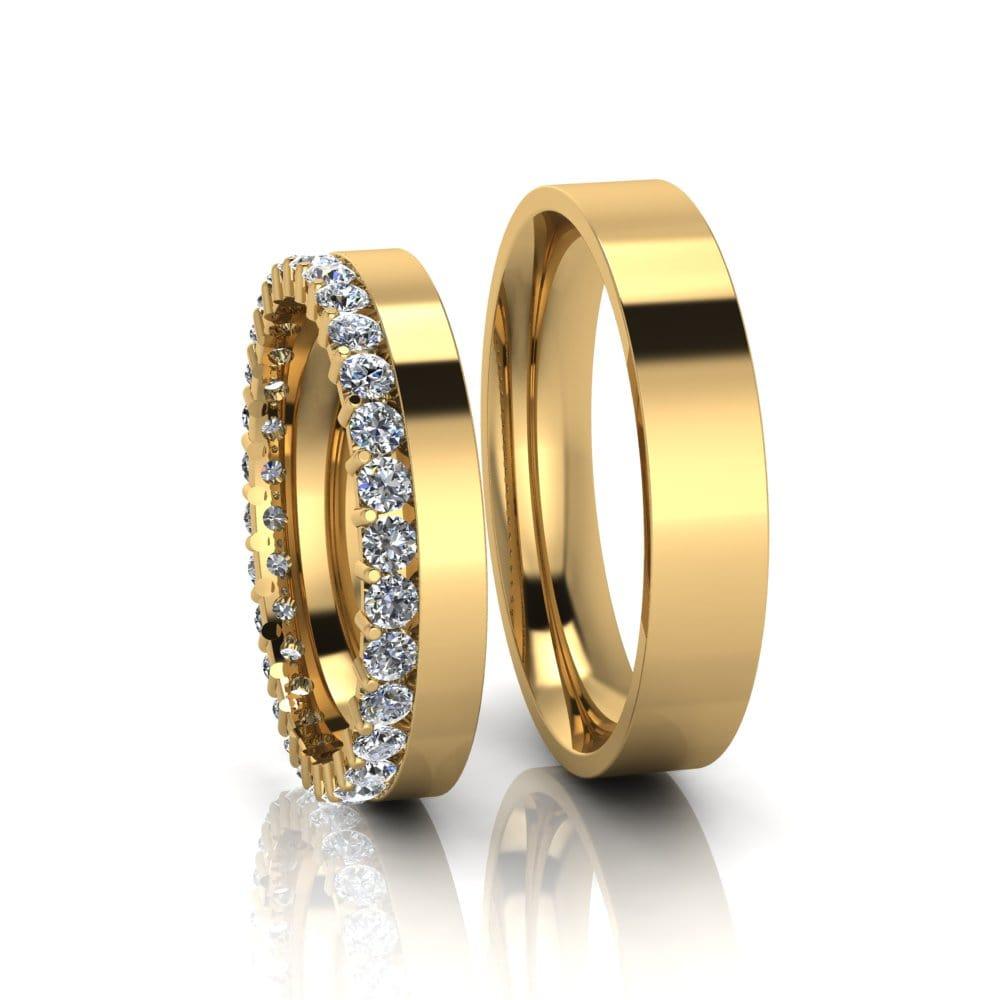 Aliança de Casamento Nix