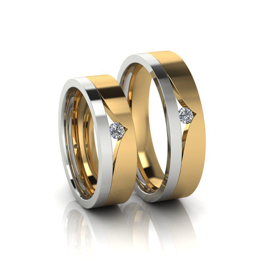 Alianças de Casamento Tique