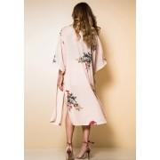 Kimono Garnús Floral Estampado