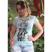 T-shirt Mamô Abacaxi