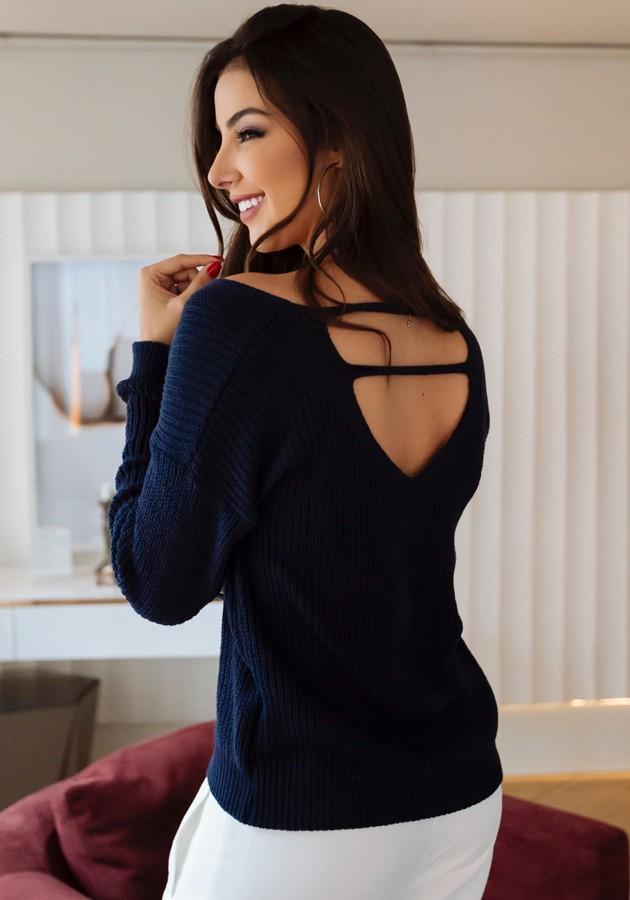 Blusa Tricô Giselle