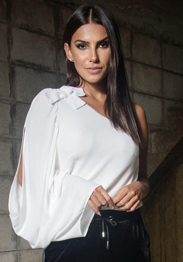 Blusa Valentina Off-White