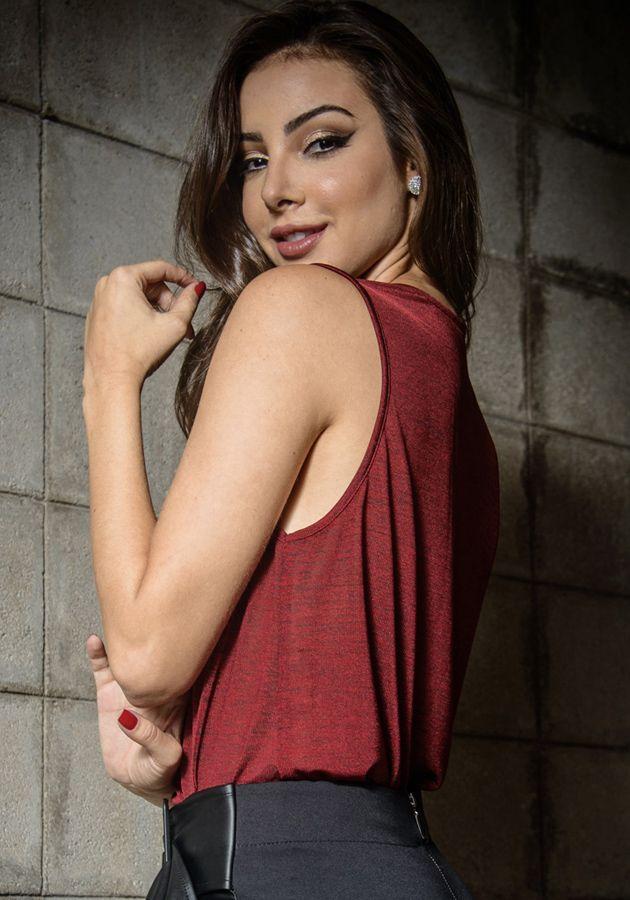 Body Isabela Vinho