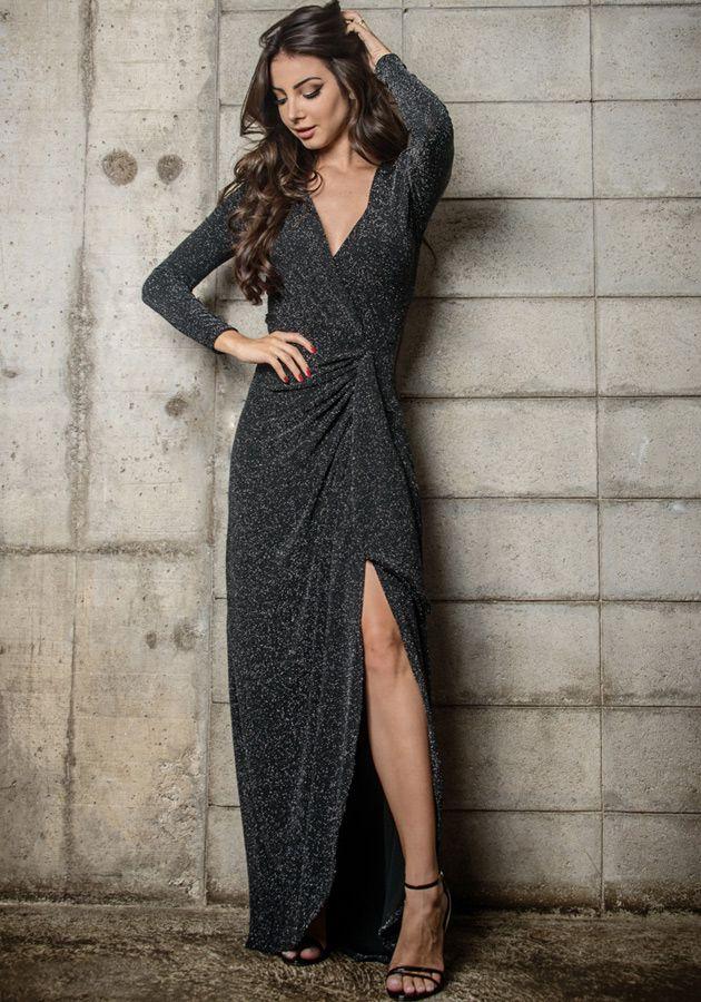 Vestido Sarah Longo