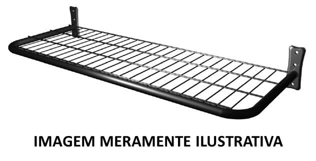 Arara de Roupas Prateleira 0,30 x 0,80m