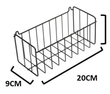 Cesto Multiuso (20 X 9 cm)