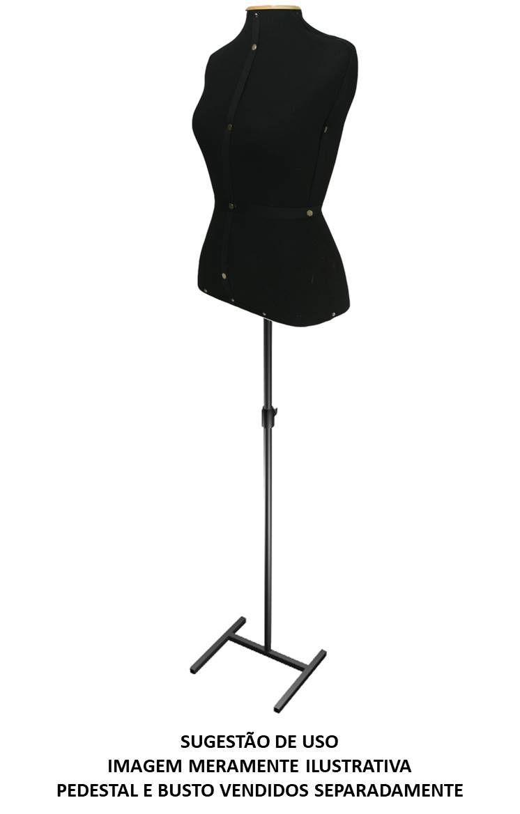 Pedestal p/ Busto Costura
