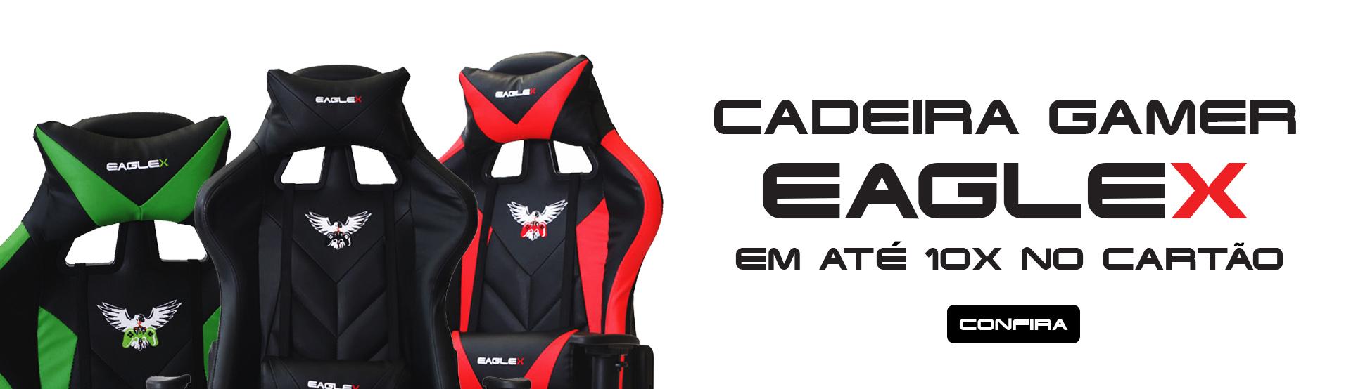 CADEIRA GAMER EAGLEX