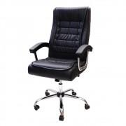 Cadeira De Escritório Presidente Big Preta