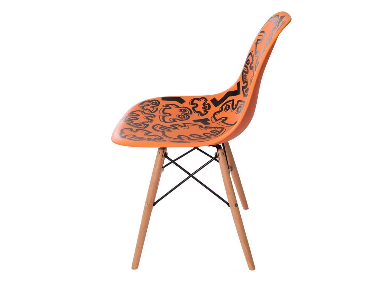 Cadeira Charles Eames Eiffel Mulch
