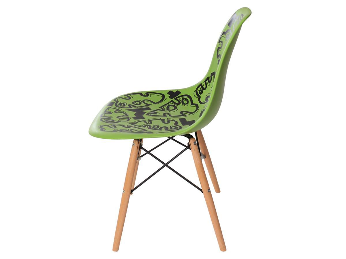Cadeira Charles Eames Eiffel Sheets